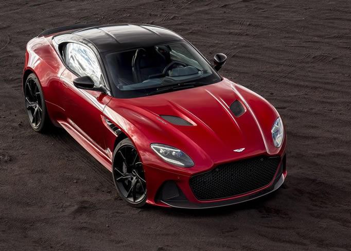 rent Aston-Martin-DBS