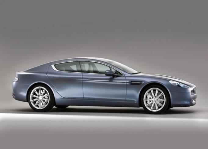 rent Aston-Martin-Rapide