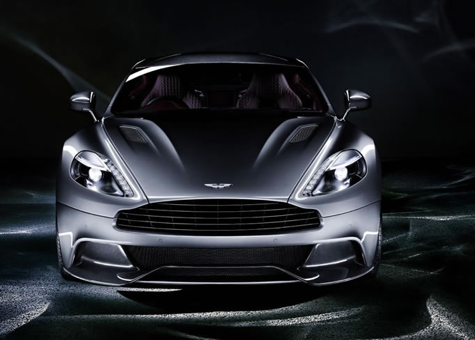rent Aston-Martin-Vanquish