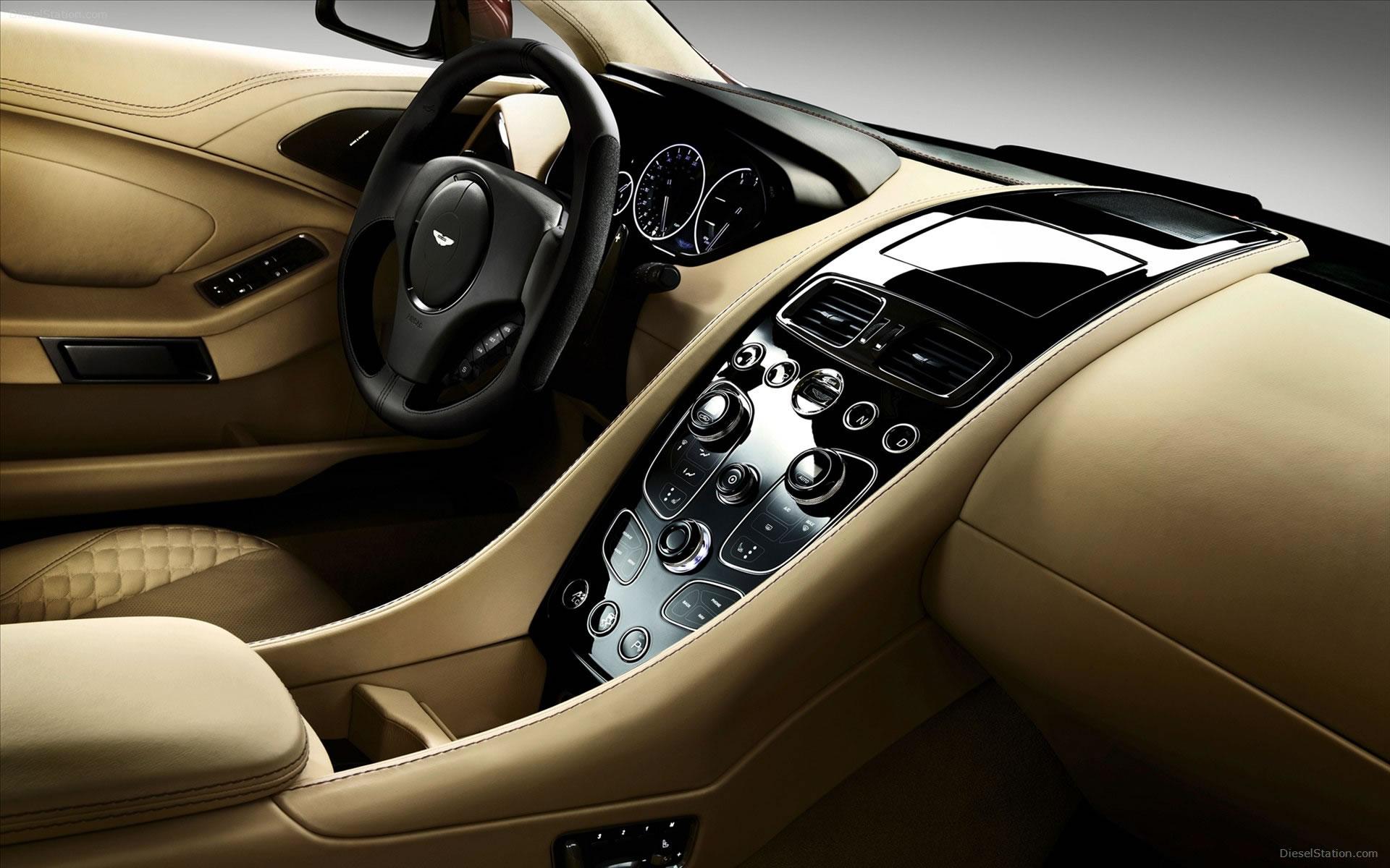 hire Aston-Martin-Vanquish