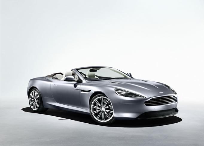 rent Aston-Martin-Virage-Cab
