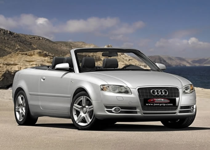 rent Audi-A4-Cabriolet