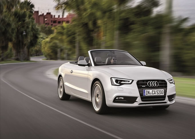 rent Audi-A5-Cabriolet