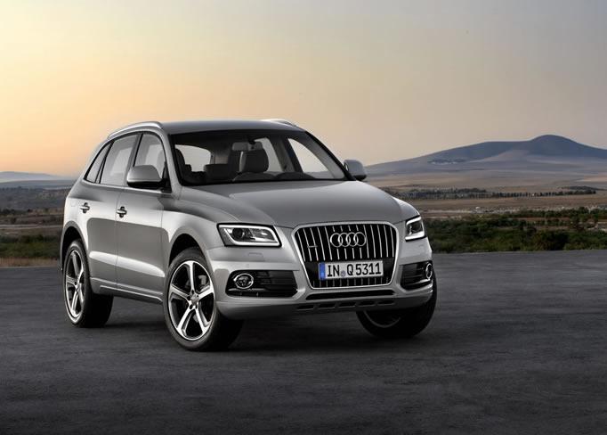 rent Audi-Q5