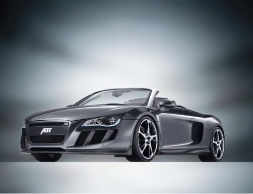 hire Audi-R8-Cabriolet-V10