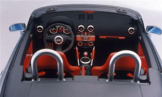 Audi tt cabriolet 4 places
