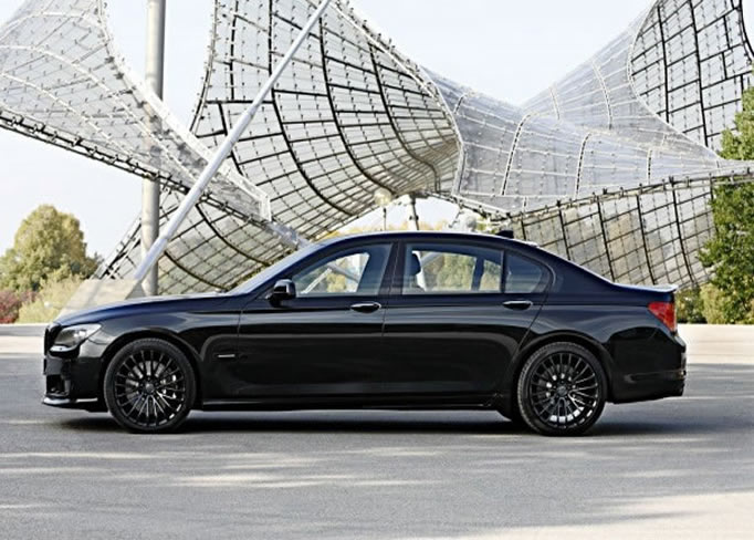 rent BMW-735i