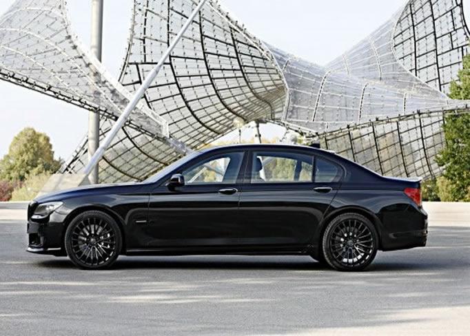 hire BMW-735i