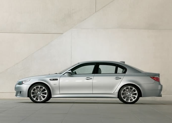 Louer une BMW-M5