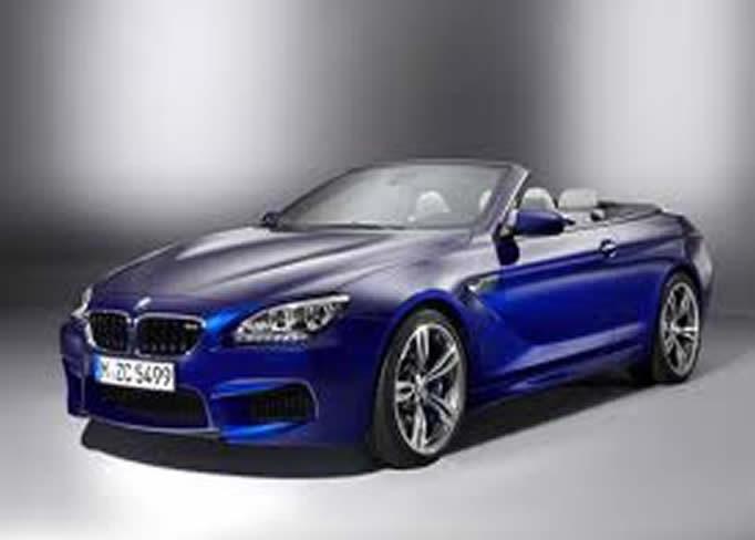 rent BMW-M6-Cabriolet