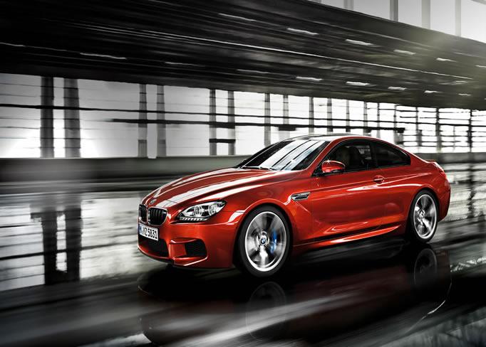 rent BMW-M6