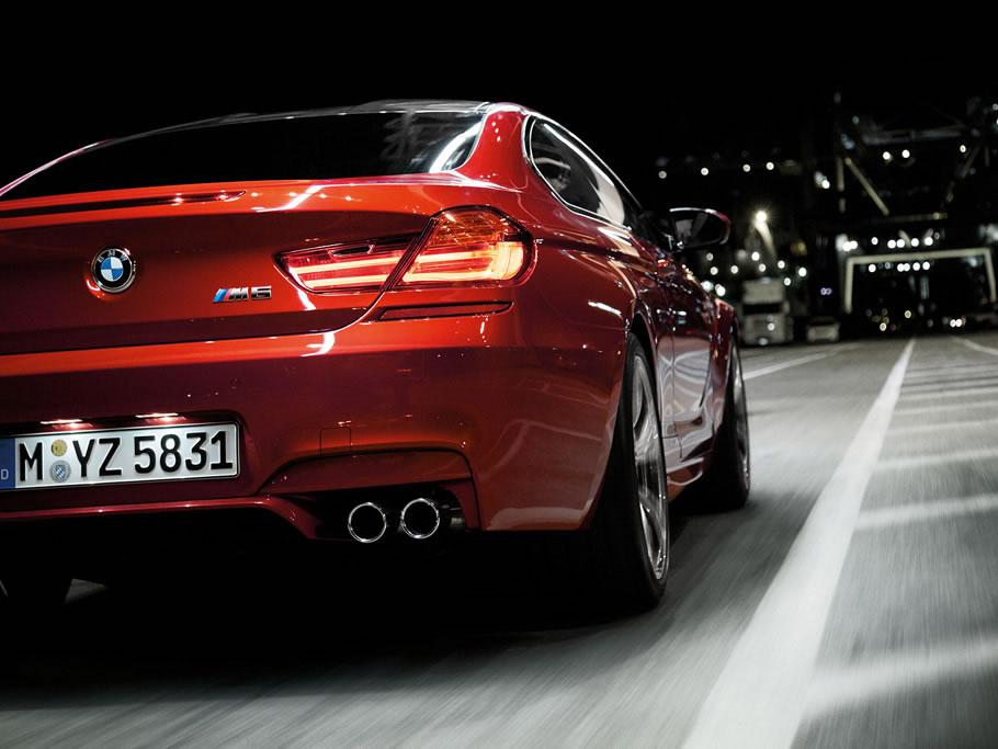 hire BMW-M6