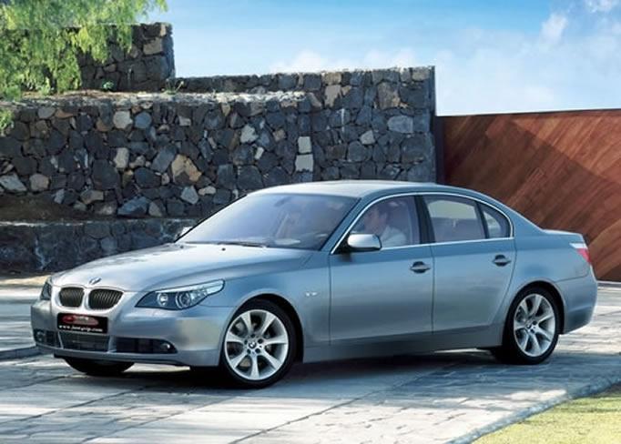 Louer une BMW-Serie-5