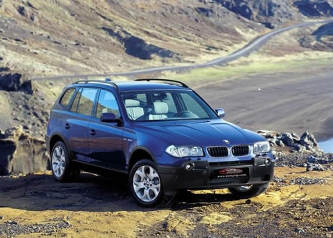 hire BMW-X3