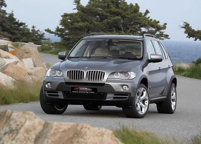 Louer une BMW-X5