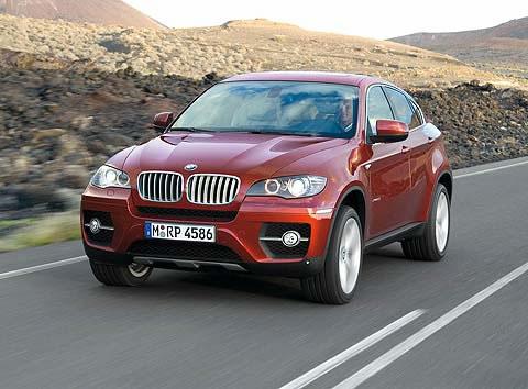 прокат BMW-X6