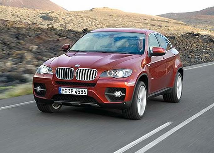 hire BMW-X6