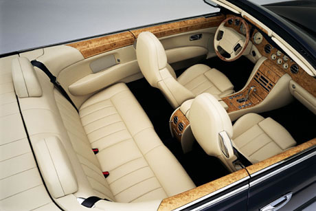 hire Bentley-Azure-cabriolet