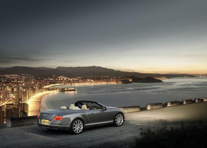 rent Bentley-GTC