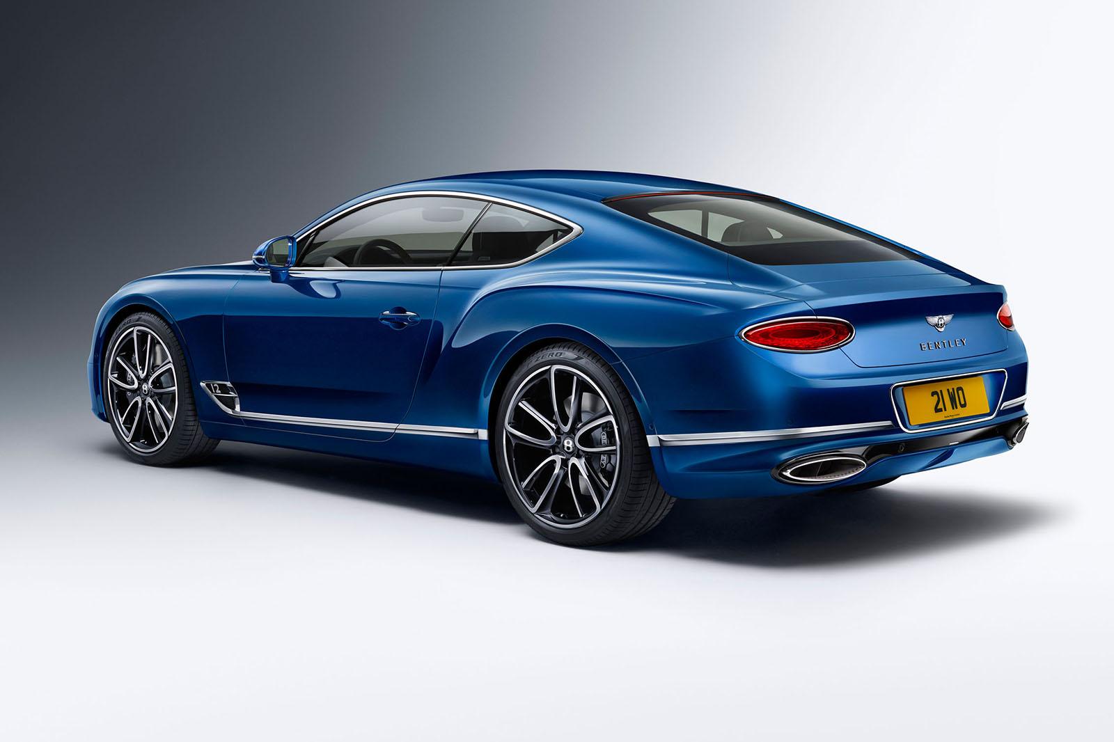 hire Bentley-New-Continental