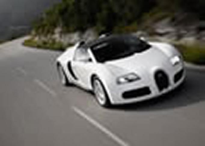rent Bugatti-Veyron