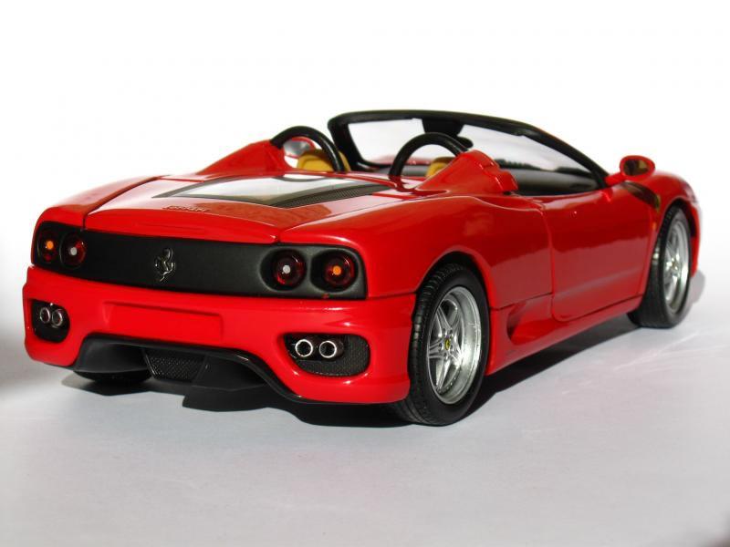 Rent Ferrari 360 Modena Spider In Koln