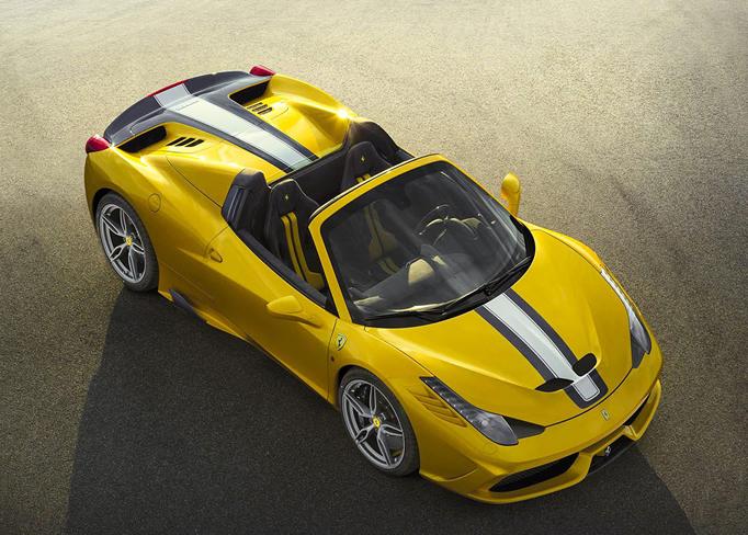 rent Ferrari-458-Aperta
