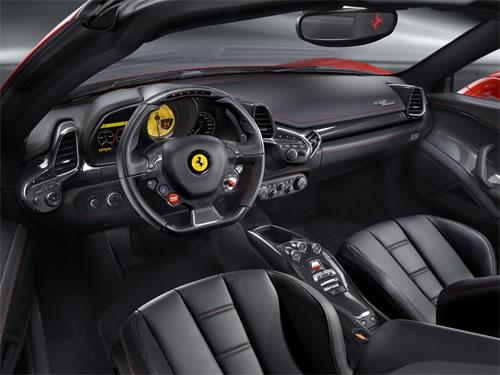 hire Ferrari-458-Spyder