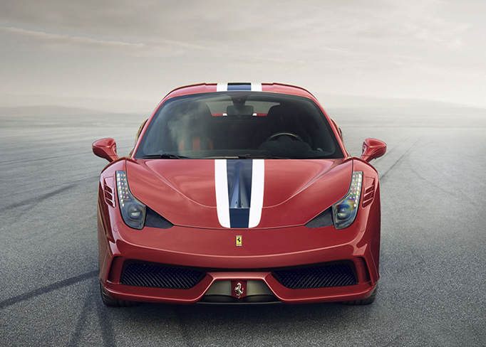 Louer une Ferrari-458-speciale