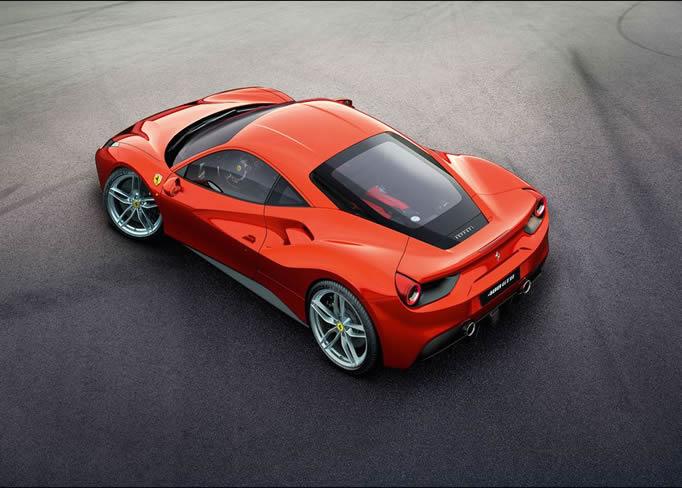 Louer une Ferrari-488-GTB