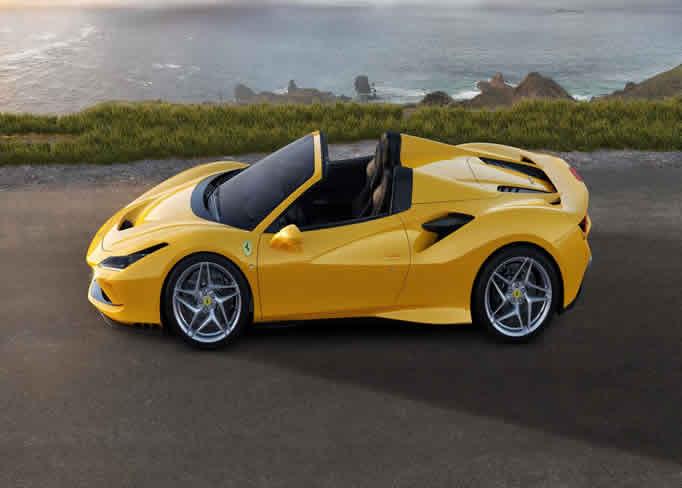 rent Ferrari-F8-Spyder