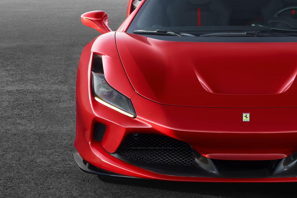 aluguel Ferrari-F8-Tributo