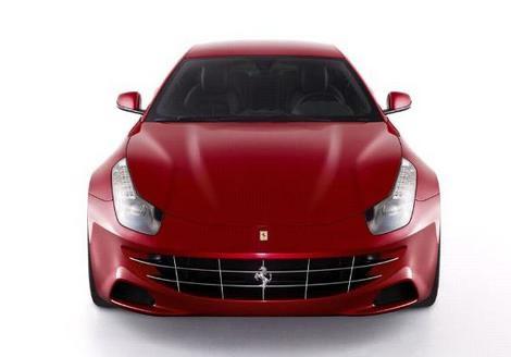 hire Ferrari-FF