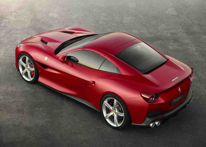 rent Ferrari-Portofino