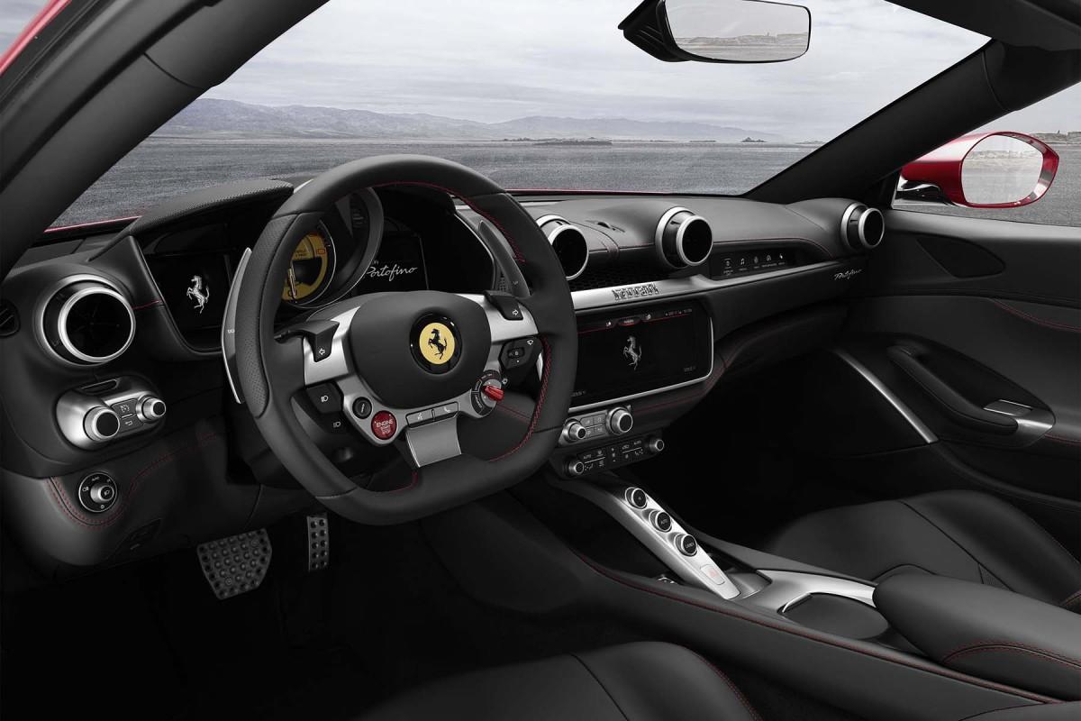 hire Ferrari-Portofino