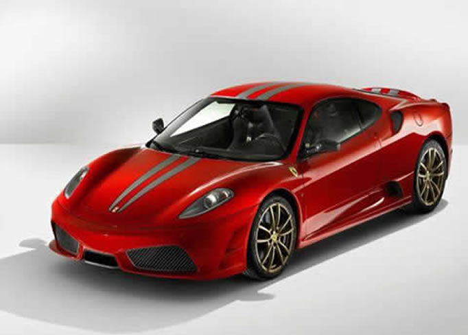 Louer une Ferrari-Scuderia