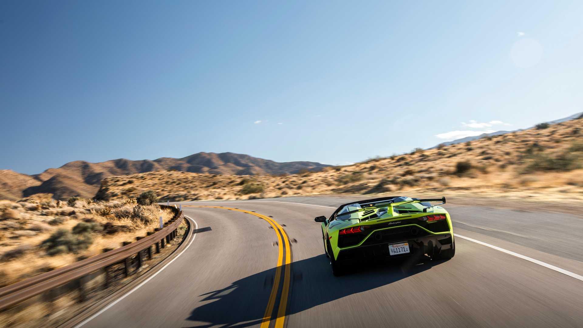 hire Lamborghini-Aventado-SVJ-Roadster