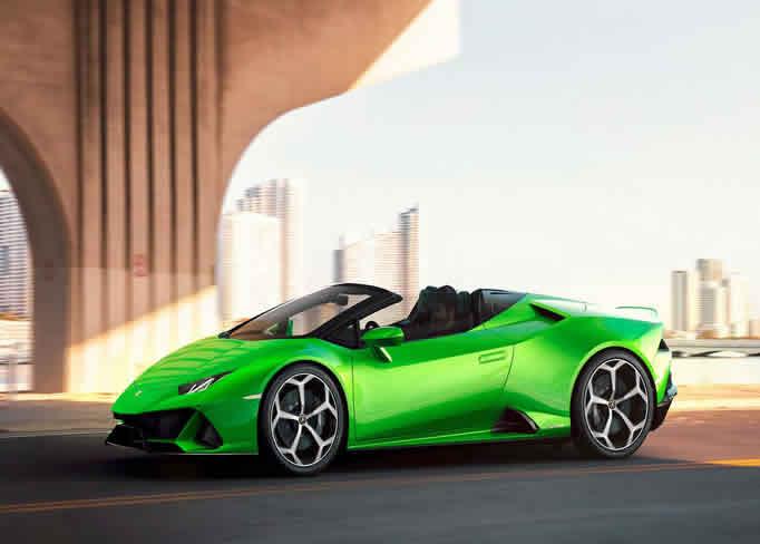 rent Lamborghini-Huracan-Evo-Spyder