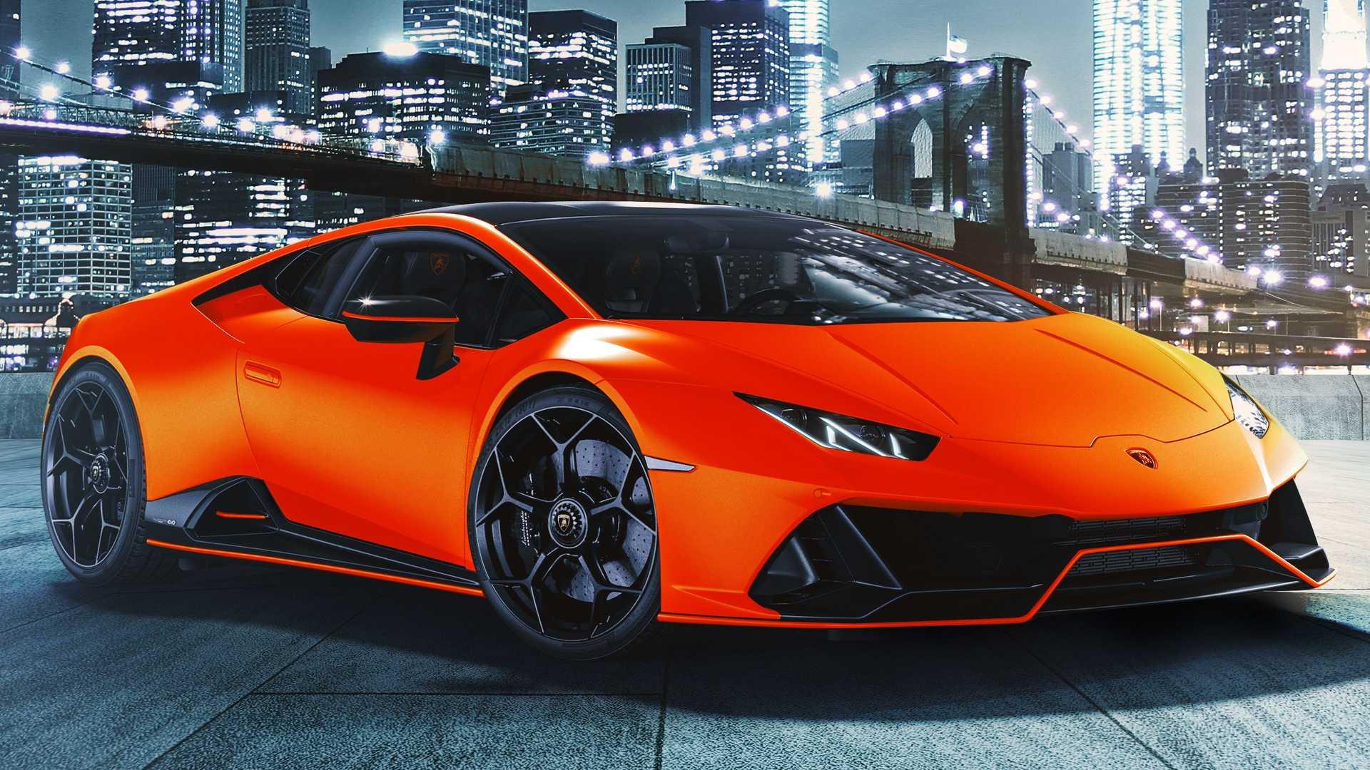 aluguel Lamborghini-Huracan-Evo
