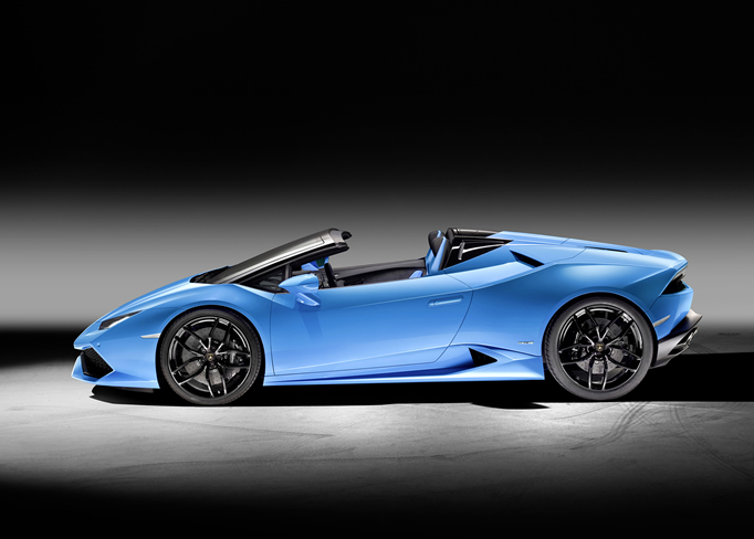 hire Lamborghini-Huracan-Spider-lp610-4