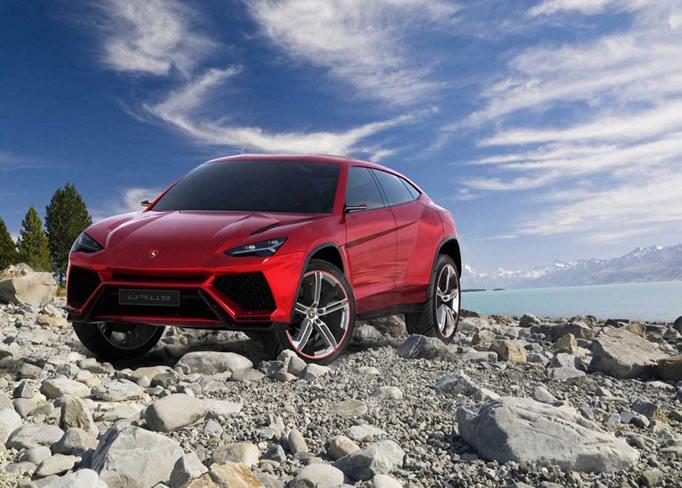 hire Lamborghini-Urus