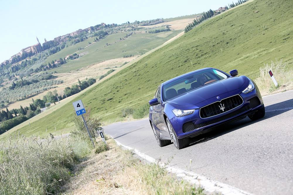 hire Maserati-Ghibli