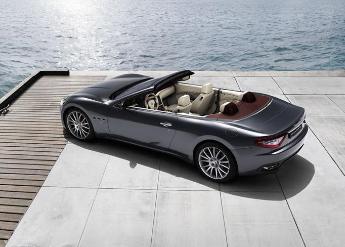 rent Maserati-Grancabrio