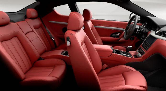 hire Maserati-Granturismo