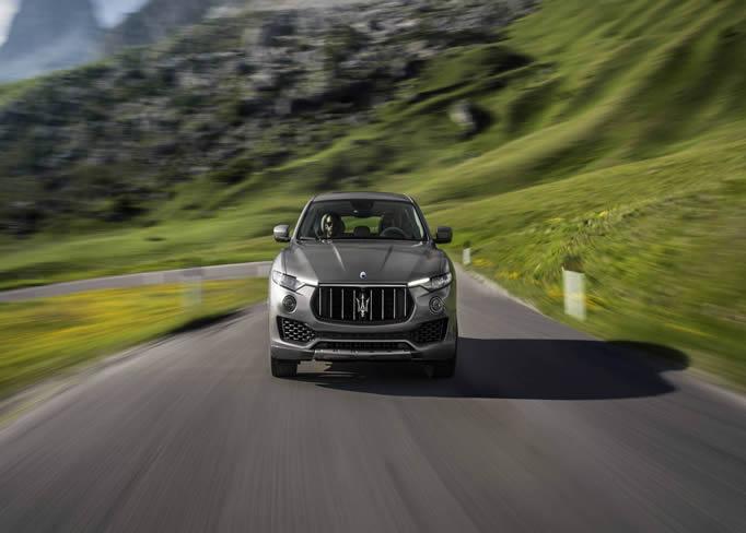 hire Maserati-Levante