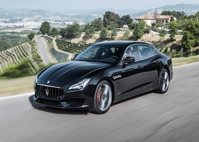 rent Maserati-Quattroporte