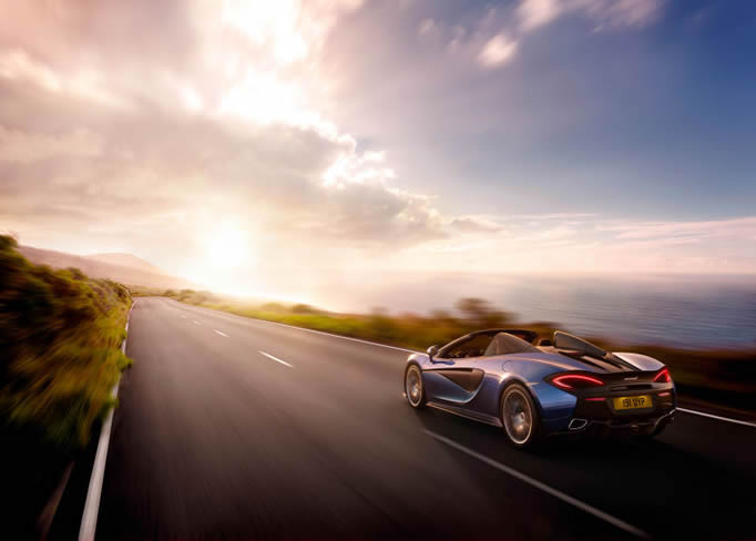 Louer une McLaren-570-s-Spider