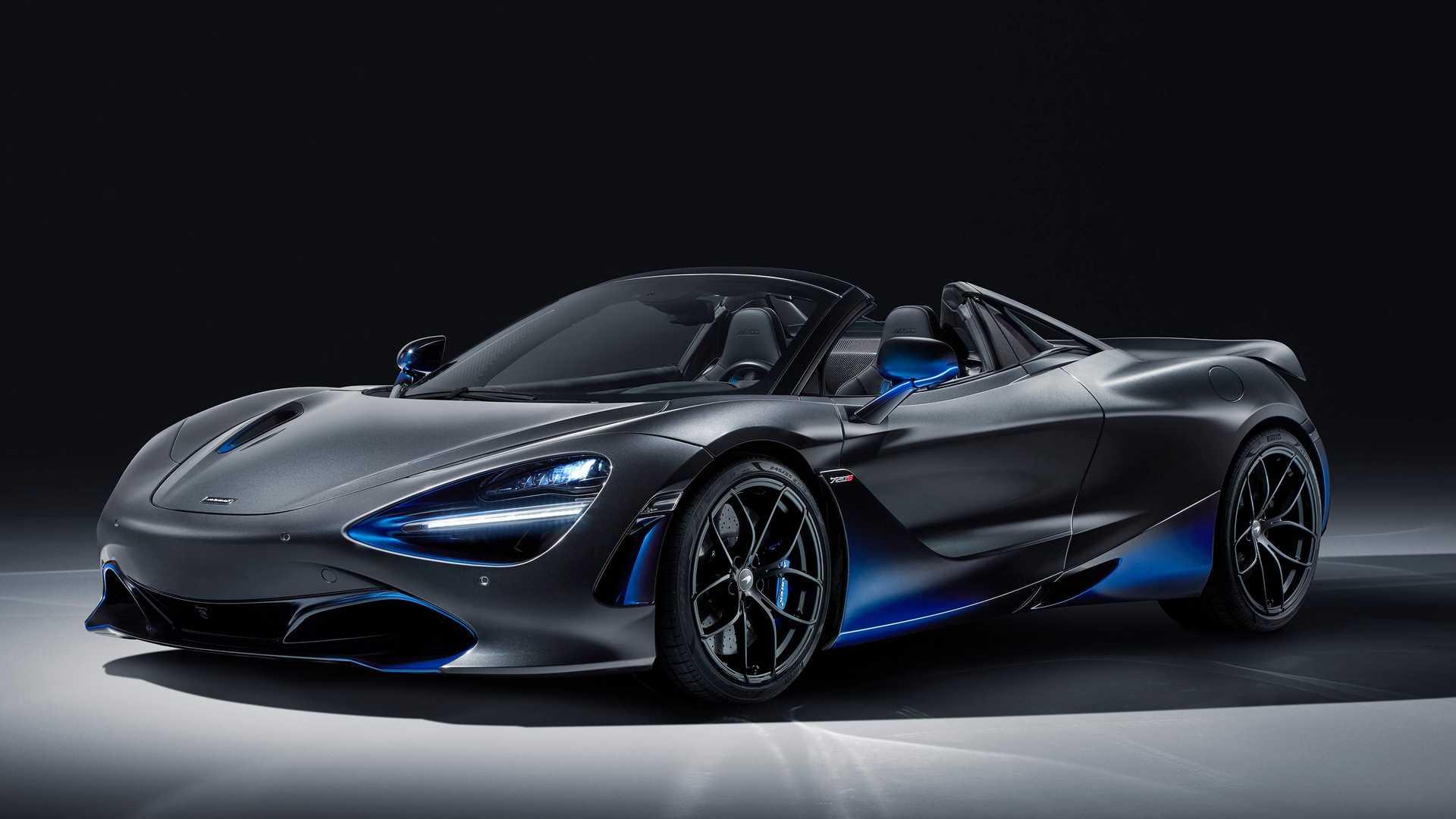 aluguel McLaren-720S-Spyder
