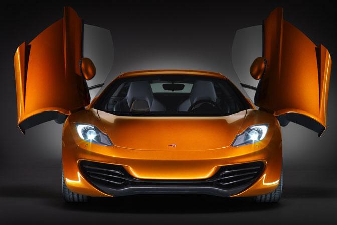 hire McLaren-MP4-12C