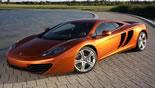 aluguel McLaren-MP4-12C